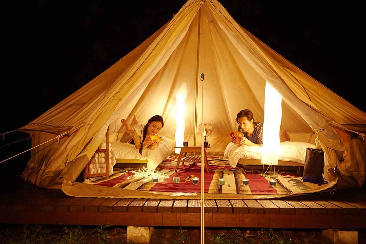 キャンプ キャンプベッド