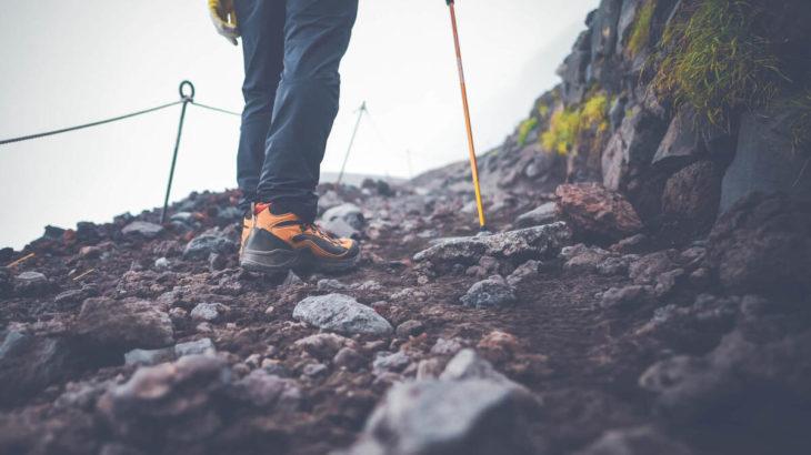 モンベル・mont-bell 登山靴