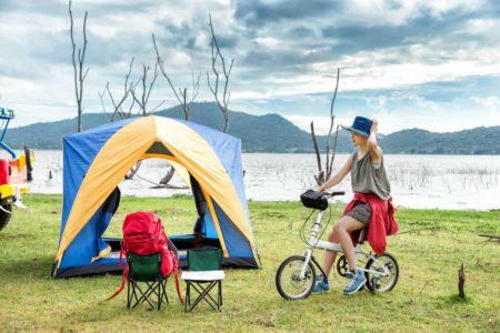 キャンプツーリングの荷物を軽く!ウルトラライトなバイクパッキングとは?