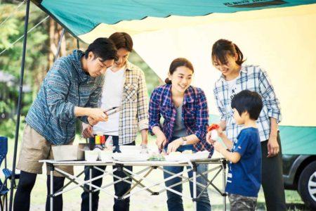 家族で楽しめる充実のキャンプ場!千葉で人気のイレブンオートキャンプ!
