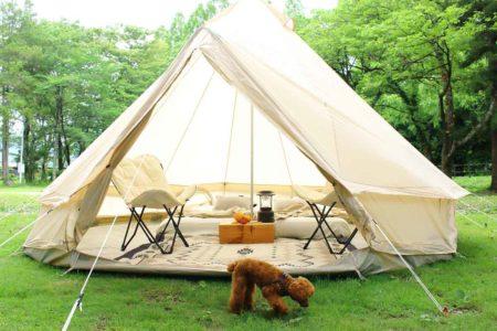 キャンプなのにホテルのような快適な寝心地を実現する「キャンプベッド」がほしい!