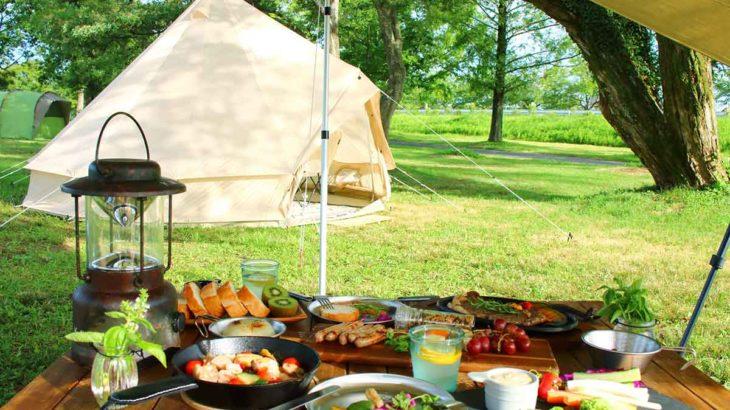 【カンガルースタイル】冬はテントの中にテント?で包まれる安心感を実感