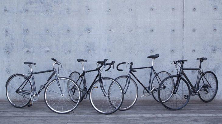 ロード・クロス・MTB?買う前に必ず知っておきたいスポーツバイクの種類