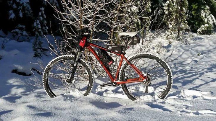 マウンテンバイク 防寒・防風対策