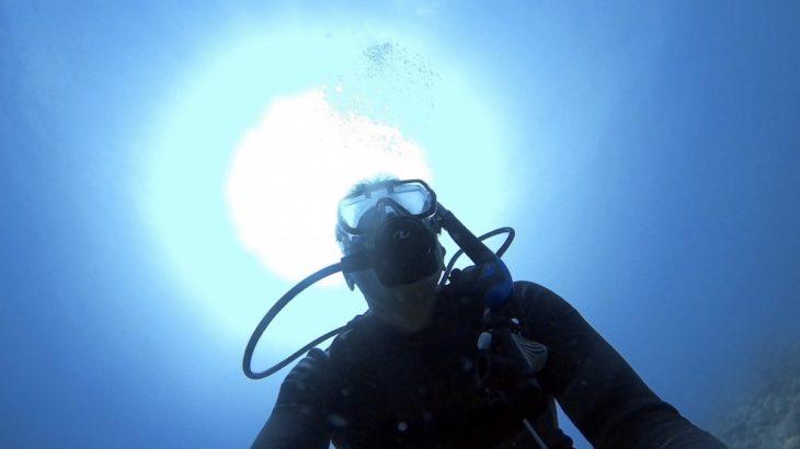 ダイビングの潜降が上手くできない時の解決方法!スムーズな潜降のコツ