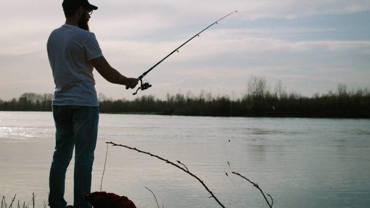 春 川釣り