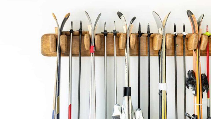 スキー&スノボーの保管はどうしてる?保管方法や注意点をチェックしよう