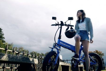 KINTONE(キントーン)、公道を走れる電動自転車「Kintone X」先行販売開始