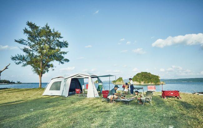 Coleman(コールマン)、「ダークルーム™️テクノロジー」シリーズを拡張【真夏でも木陰のような涼しさで、快適にキャンプ】