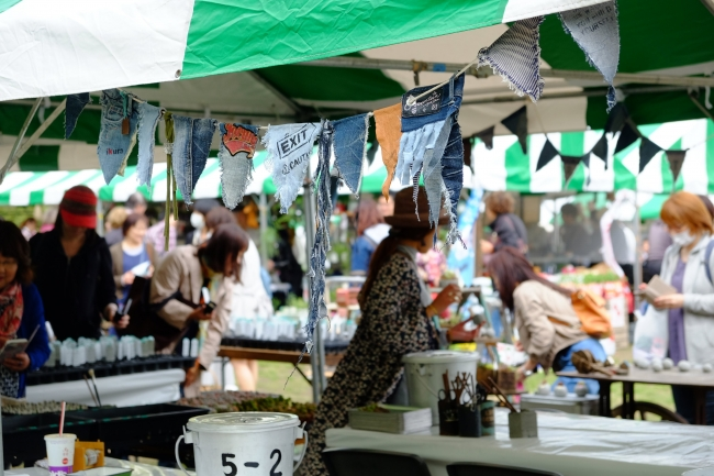 GreenSnapMarcheFUKUOKA・MACHI CAMP PARTY