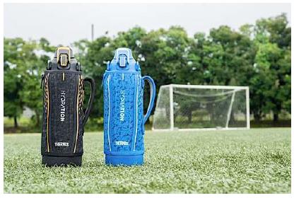 サーモス(THERMOS)真空断熱スポーツボトル、ハンドル & トレンドデザインにリニューアル【新構造飲み口でゴクゴク飲めて人気のスポーツボトルが持ちやすい】