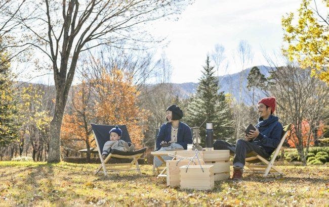 信州伊那谷の地域材家具屋が「pioneer plants(パイオニアプランツ)」をリリース【家の中でも、森の中でもアカマツを使ったオリジナル家具】
