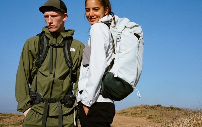 THE NORTH FACEから「ACTIVE TRAIL COLLECTION」を発売