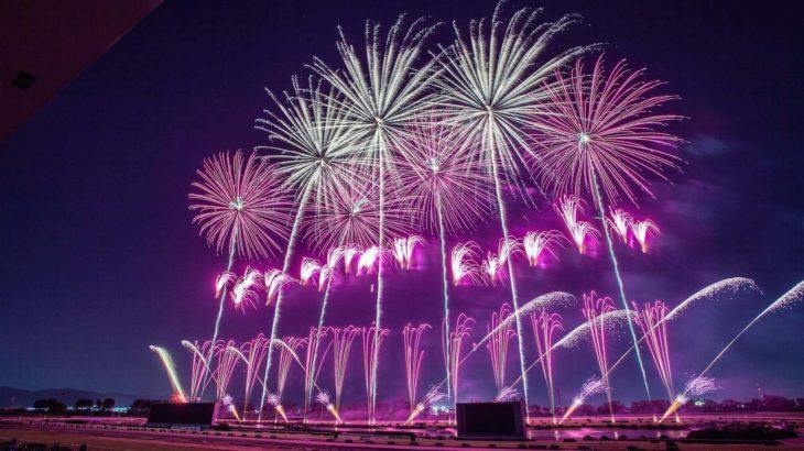 京都芸術花火2020が京都競馬場で6月10日に開催決定【日本トップクラスの花火師が集結し、花火×音楽の共演】