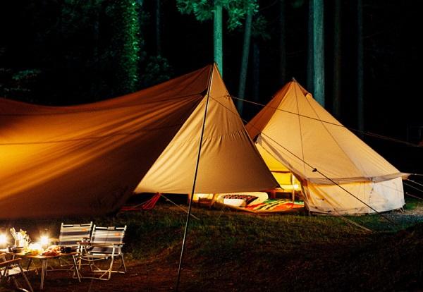 星だらけのイベントinキャンプ
