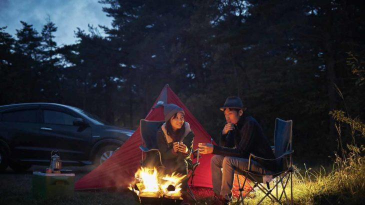 冬キャンプ 九州