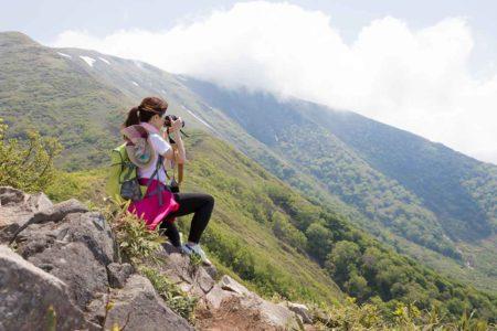 重さも苦じゃない!一眼レフカメラで山の絶景を撮影しよう!