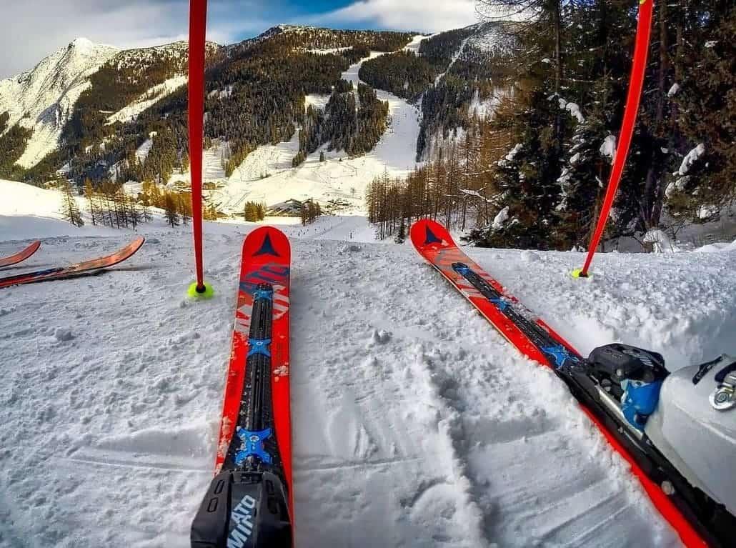 スキー板 メンテナンス