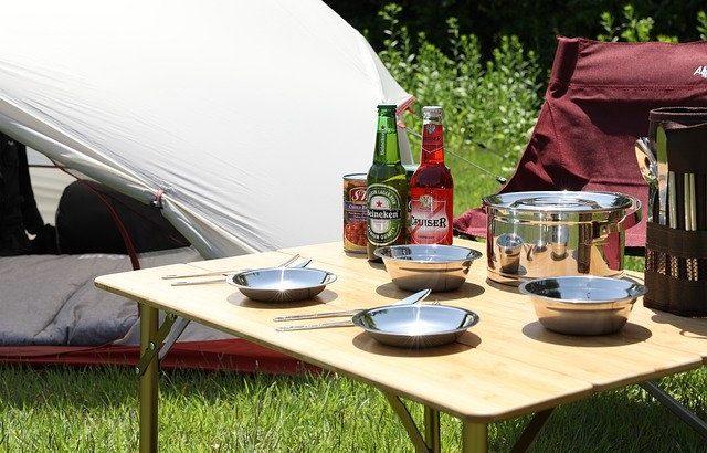 キャンプ食器はおしゃれで機能的!おすすめのキャンプ食器をご紹介