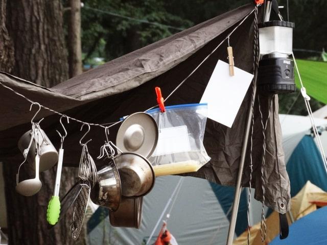 キャンプ 洗い桶