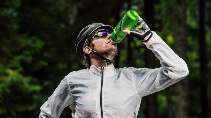 ロードバイク 水分補給
