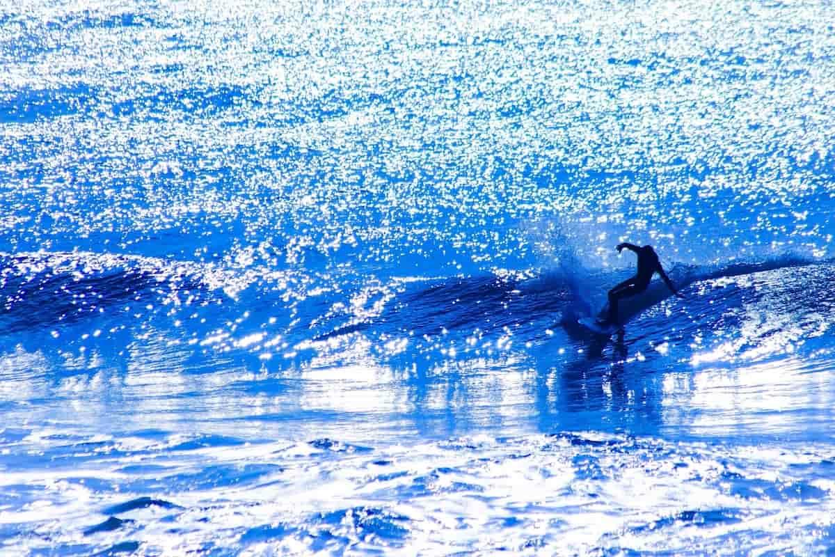 サーフィン 三河