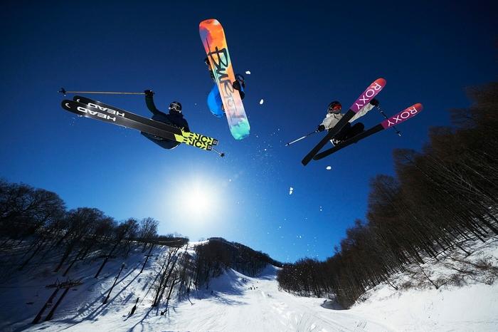 猫魔スキー場 裏磐梯