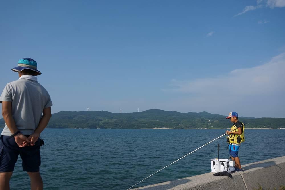 海釣り マナー