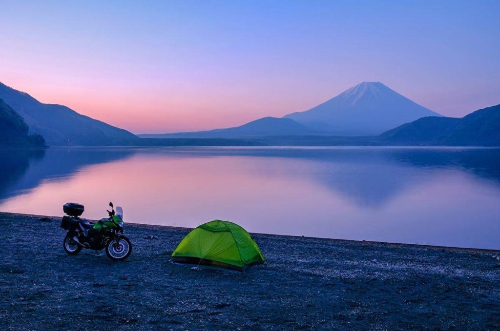 ソロキャンプ テント