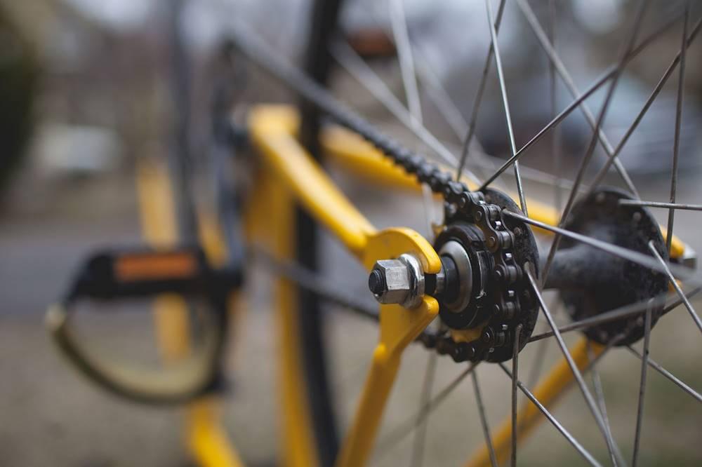 ロードバイク ピストバイク
