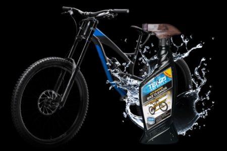 TENZI(テンジ)の「マルチ泥・汚れ落とし バイククリーナー」販売【オフロードバイクから四輪まで】