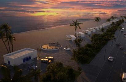 URBAN CAMP HOTEL Marble Beachオープン【泉南りんくう公園で非現実的な日常を味わう】