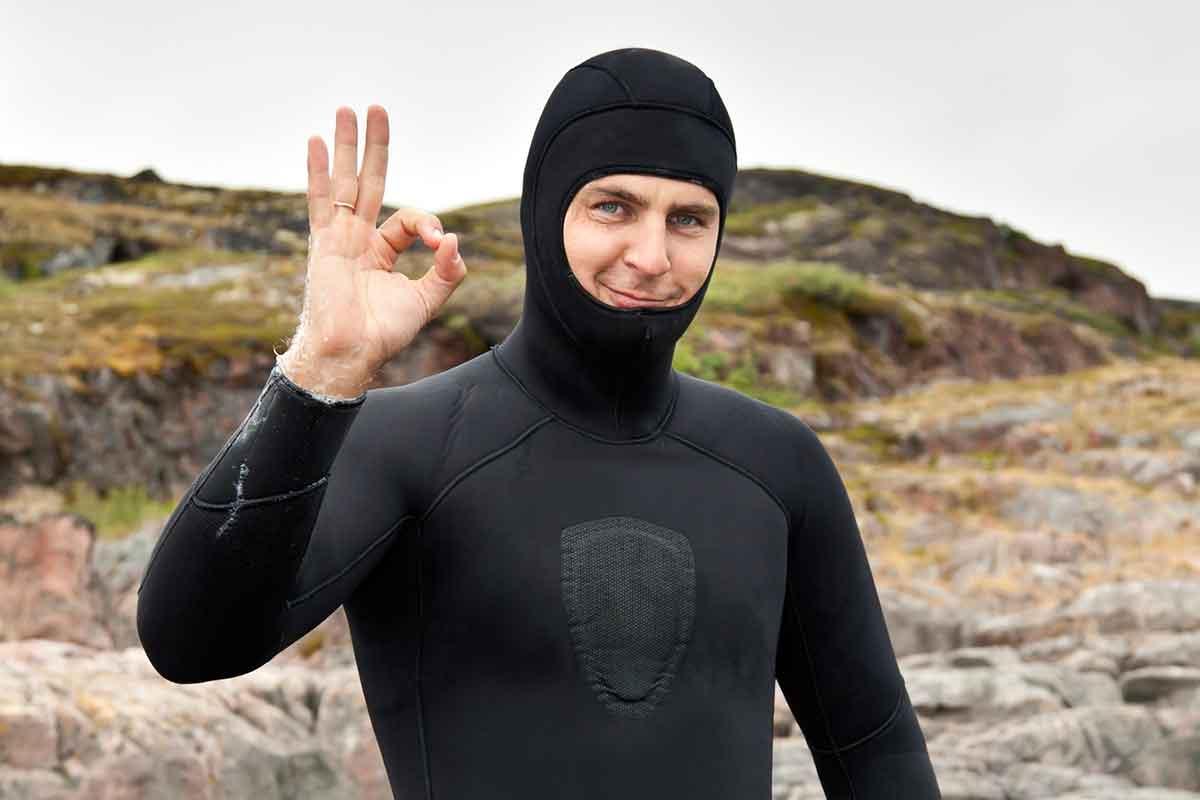 ロクハン ダイビングスーツ