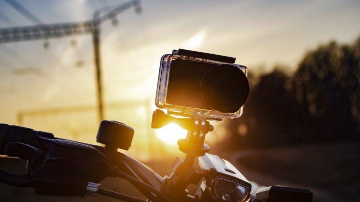 ロードバイク ドライブレコーダー