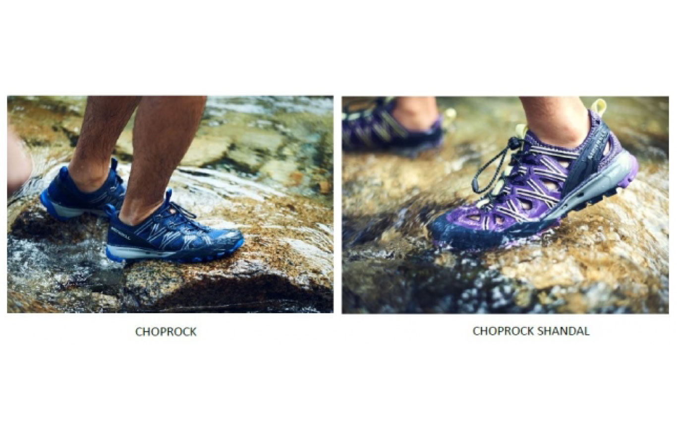 MERRELL夏の定番ウォーターシューズから新色「CHOPROCKとCHOPROCK SHANDAL」が登場