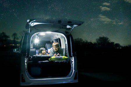 車中泊にピッタリな「Air 寝袋」は扇風機×寝袋で体感-5℃!夏の車中泊を快適に!