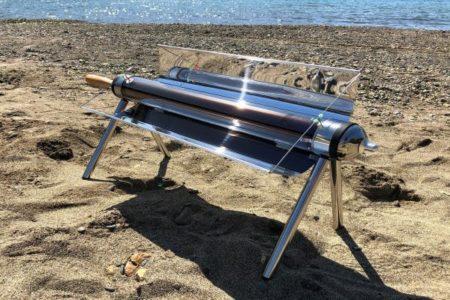 ソーラーオーブンクッカー(Junwari-SUN)の発売【燃料いらずで環境にやさしい】