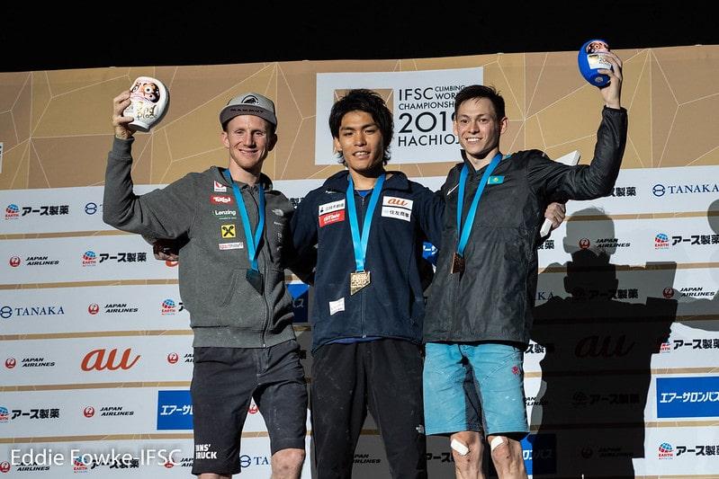 クライミング オリンピック選手 海外