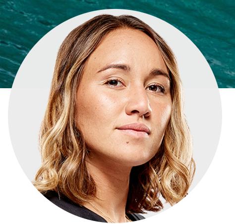 海外女子サーフィン