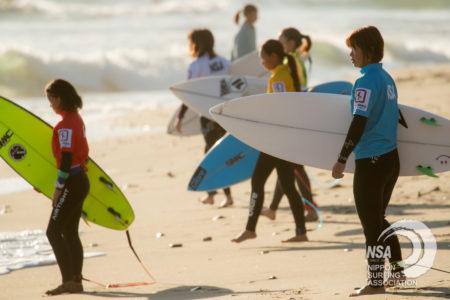 女子サーフィンオリンピック日本代表へ!注目のサーフィン強化指定A選手
