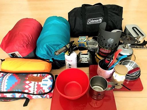 キャンプ道具の収納法!あなたにぴったりなキャンプ道具の収納方法が見つかる