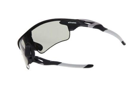 瞬間調光サングラスeShades発売【僅か0.1秒で自動調光、ランニング・サイクリング・釣りなどのアウトドアに】