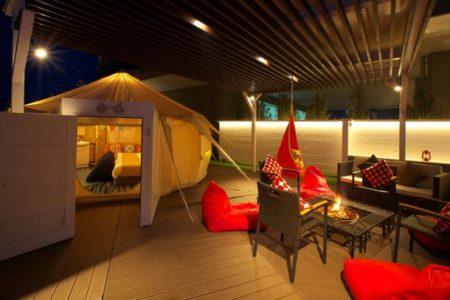 グランピング施設が新たに島原温泉に! GLAMPING OLIVE TERRACE SHIMABARA (グランピング・オリーブ・テラス・しまばら)