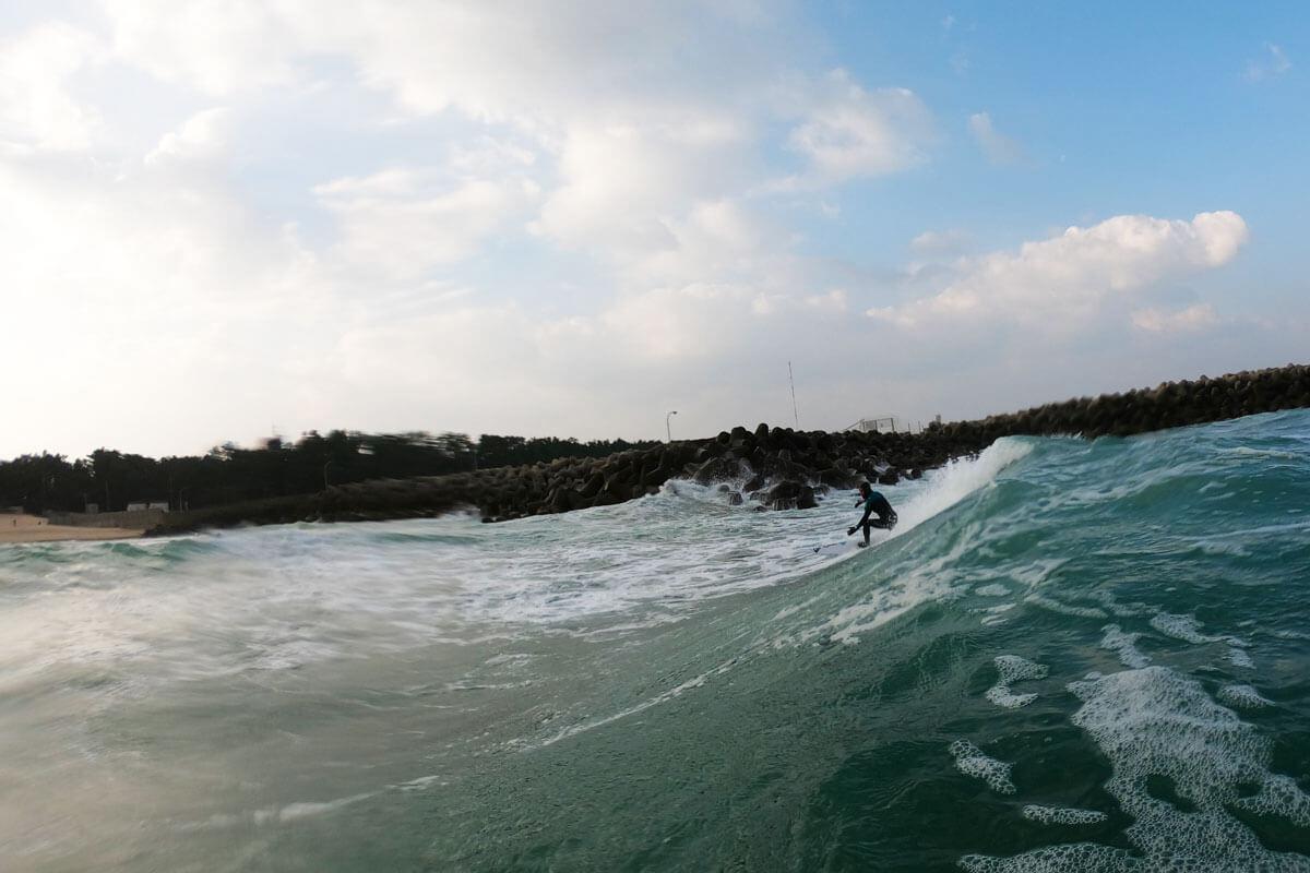 福岡県 サーフィン