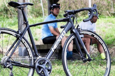 セカンドバイクに最適なNESTOのロードバイクフレームALTERNA FrameSetがモデルチェンジ