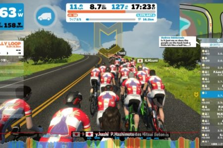 自宅に居ながらサイクリング!バーチャルサイクリングイベント『 GRANFOND KOMORO feat. LongRiderStories! Enjoy Ride』開催