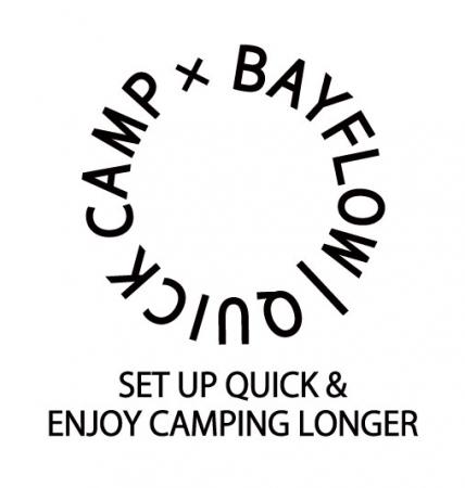 QUICKCAMP(クイックキャンプ)BAYFLOW(ベイフロー)