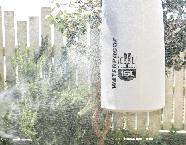 保冷・防水 多機能バッグ「BE CooL TUBE」