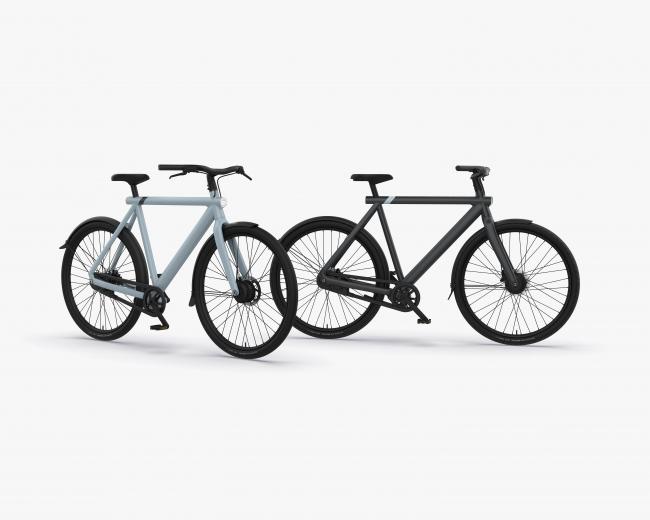 VanMoof(オランダ発のe-bike)、最新のデザインと機能を搭載したVanMoof S3 & X3として登場
