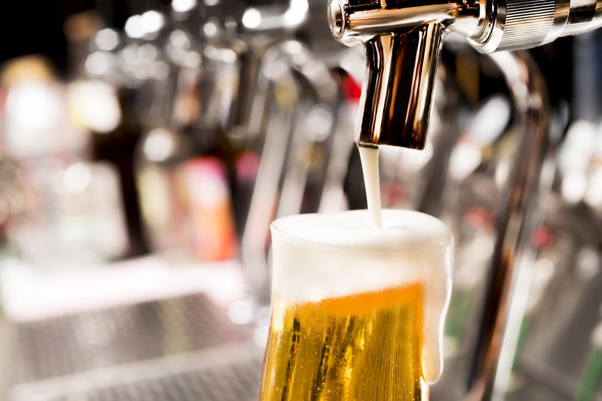 ビール・お酒 グラウラー(グロウラー)